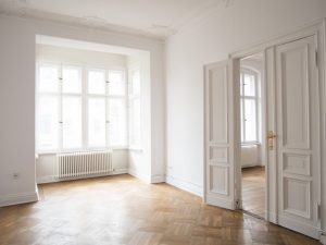 Apartment mit vier hellen Zimmern in Berlin Charlottenburg